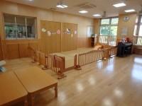 0才児保育室