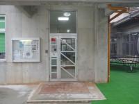 室内の入口